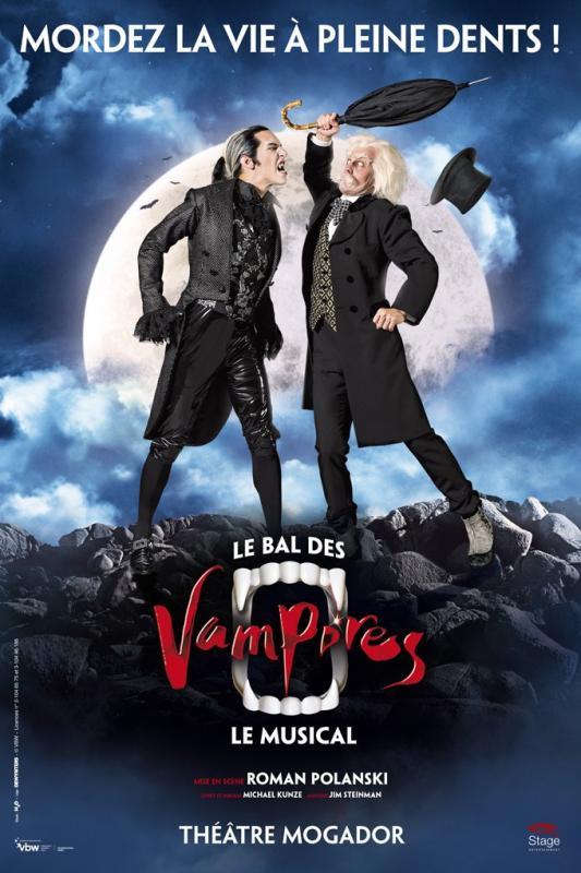 Le bal des vampires affiche